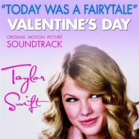Today Was A Fairytale (CDS) Cover