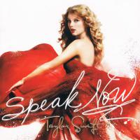 Speak Now (Deluxe Edition) CD1 Cover