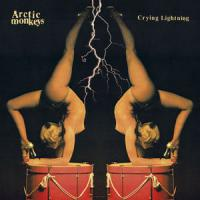 Crying Lightning (CDS) Cover