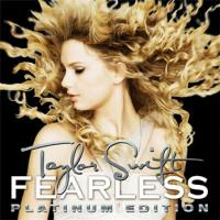 Fearless (Platinum Edition) Cover