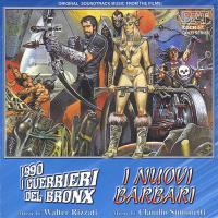 1990: I Guerrieri Del Bronx Os Cover