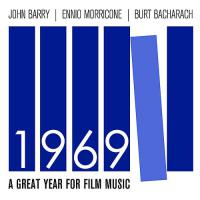 1969: A Great Year For Film Music Cover