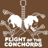 Season 2 Flight of the Conchords Cover
