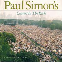 Concert In The Park CD2 Cover