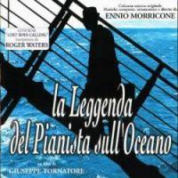 La Leggenda Del Pianista Sull' Oceano Cover