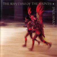 The Rhythm Of The Saints Cover