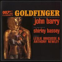 Goldfinger (Vinyl) Cover