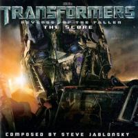 Transformers: Revenge Of The Fallen (The Score) Cover