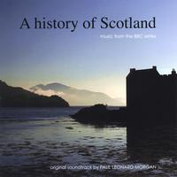 A History Of Scotland Score Cover