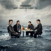 Keep Calm And Carry On Cover