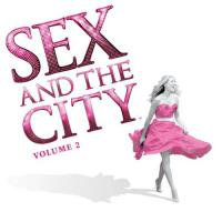 Sex & The City: Volume 2 Cover
