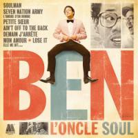 Ben L'Oncle Soul Cover