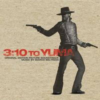 3:10 To Yuma - Original Motion Picture Soundtrack Cover