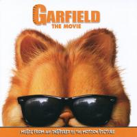 Garfield: The Movie Cover