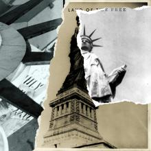 Land Of The Free (CDS)