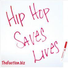 Hip Hop Saves Lives