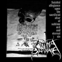Suicidal Allegiance Upon The Sacrificial Altar Of Sublime Evil And Eternal Sin