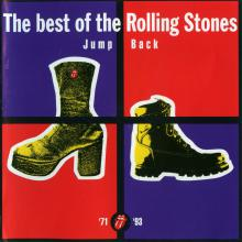 Jump Back - The Best Of The Rolling Stones 1971-1993
